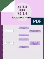 PPT Kd 3.3 dan Kd 4.3 humas dan protokol kelas 11