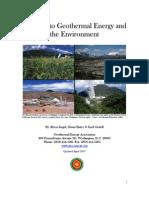 Environmental Guide