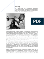 Biografía de Louis Armstrong