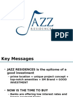 Jazz Residences c and d Ppt