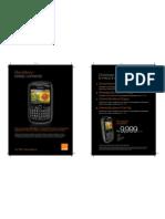 Blackberry Prepay Flyer