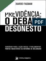 Livro-Previdência-O-Debate-Desonesto-da-Reforma-de-Bolsonaro-2019-Eduardo-Fagnani.pdf