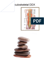 Additional Differential Diagnosis of Musculoskeletal System