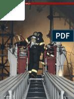 Perigo iminente - intoxicação por fumaça