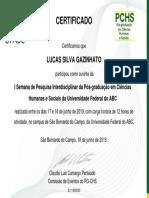 2L11902033 - LUCAS SILVA GAZINHATO