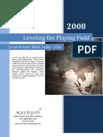 Agile Cross Border Report
