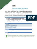CC.Mantenimiento de grupos electrógenos