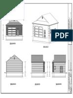 Garage 2 Sht 1 Elevations