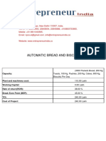 ETHIO AUTOMATIC BREAD AND BISCUITS PLANT