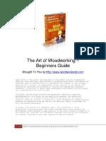 Woodworking 101 eBook