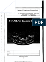 staadPROmanuals