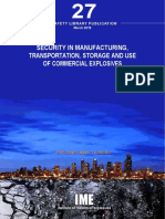 SLP_27_Security_in_Manufacturing_Transportation_Storage_and_Use_of_Commercial_Explosives