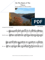 On_The_Bank_of_The_Vltava_-_trad._from_Moldavia_for_Flute__Oboe-Partitura_y_Partes