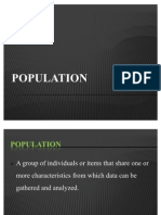 Population Report