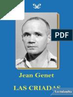 Las criadas - Jean Genet