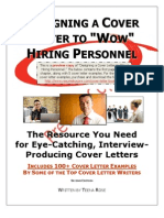 Cover Letter Book Preview