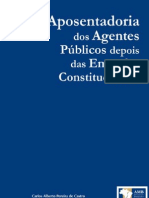 Aposentadoria dos Agentes Públicos
