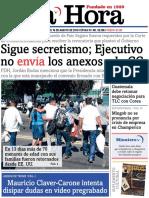 La Hora 16-08-2019