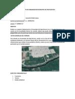 PROPUESTA DE URBANIZACION MUNICIPIO DE PAIPA BOYACA