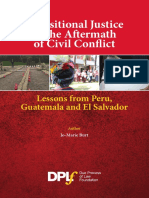 Transitional Justice After Civil Conflict  Peru Guatemala and El Salvador.pdf