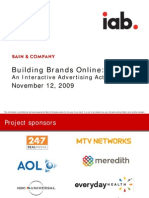 Iab Bain Building Brands Summary