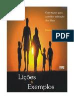 Livro - Lições e Exemplos