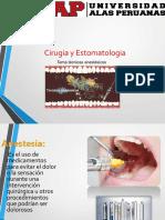 anestesicos exposicion