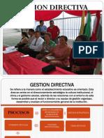 RENDICION DE CUENTAS 2015 - POR GESTIONES