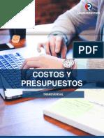 Costos y Presupuestos