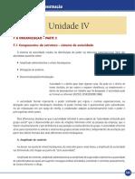 Livro-Texto – Unidade IV