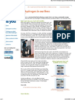 h2 and you Wal-Mart Chooses Fuel Cell Forklifts