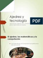 Ajedrez y tecnología