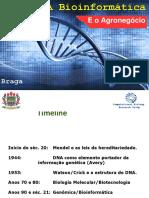 A Bioinformática e o Agronegócio