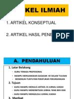 BINTEK ARTIKEL KUDUS 2015