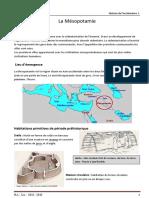 1-Mesopotamie