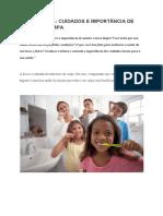 Saúde Bucal_ Cuidados e Importância de Uma Boca Limpa