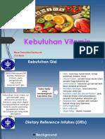 Tugas Gizi Vitamin dan Mineral untuk Pak Hadi