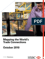 Mapping World Trade Connections