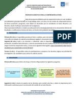6- GUÍA DE ORIENTACIONES METODOLÓGICAS PARA EL TÉCNICO ESPECIALISTA EN LENGUAJE Y LITERATURA