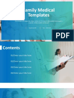 Family Medical Templates.pptx