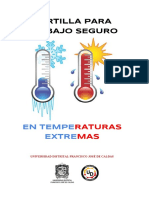CARTILLA TEMPERATURA