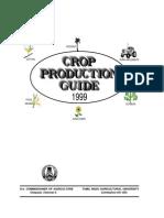 Agriculture Crop Manual