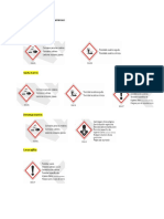 Pictogramas Sustancias Químicas