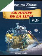 Un Ratón en La Luna - Geronimo Stilton