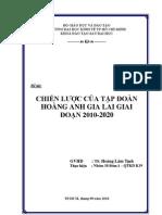 Chien Luoc KD Cua HAGL 2010-2020