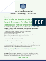 International Journal of Clinical Cardiology & Research