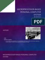 MICROPROCESSOR II