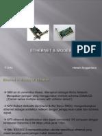 Ethernet & Modem