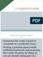 POSITION PAPER.pptx
