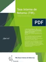 tasa interna de retorno.pdf